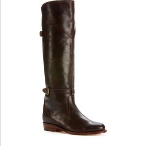 New Frye Dorado Riding Boots Currently $548.99